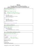 Báo cáo thí nghiệm thông tin vô tuyến 2011