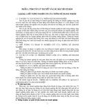 Thống kê doanh nghiệp - Phần 1 Tóm tắt lý thuyết và các bài tập cơ bản - Chương 1