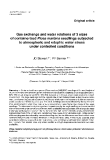 """Báo cáo khoa học: """"Gas exchange and water relations of 3 sizes of containerized Picea mariana seedlings subjected to atmospheric and edaphic water stress under controlled conditions"""""""