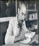 Tư tưởng Hồ Chí Minh về đạo đức cách mạng, cần, kiệm, liêm, chính, chí công vô tư