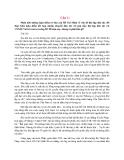 Tư tưởng Hồ Chí Minh: Câu 1: Phân tích những luận điểm cơ bản của Hồ Chí Minh về vấn đề độc