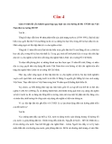 Tư tưởng Hồ Chí Minh: Làm rõ tính tất yếu khách quan hợp quy luật của con đường đi lên CNXH của Việt Nam theo tư tưởng HCM