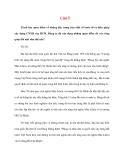 Tư tưởng Hồ Chí Minh: Trình bày quan điểm về những đặc trưng bản chất về bước đi và biên pháp xây dựng CNXH của HCM. Đảng ta đã vận dụng những quan điểm đó vào công quộc đổi mới như thế nào