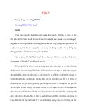 Tư tưởng Hồ Chí Minh: Nêu nguồn gốc tư tưởng HCM