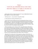 Tư tưởng Hồ Chí Minh: Chương I NGUỒN GỐC, QUÁ TRÌNH HÌNH THÀNH VÀ PHÁT TRIỂN, ĐỐI TƯỢNG, NHIỆM VỤ VÀ Ý NGHĨA CỦA VIỆC HỌC TẬP TƯ TƯỞNG HỒ CHÍ MINH