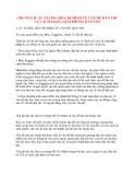 Tư tưởng Hồ Chí Minh: CHƯƠNG II: TƯ TƯỞNG HỒ CHÍ MINH VỀ VẤN ĐỀ DÂN TỘC VÀ CÁCH MẠNG GIẢI PHÓNG DÂN TỘC
