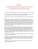 Tư tưởng Hồ Chí Minh: CHƯƠNG V TƯ TƯỞNG HỒ CHÍ MINH VỀ ĐẢNG CỘNG SẢN VIỆT NAM VÀ VỀ NHÀ NƯỚC CỦA DÂN, DO DÂN, VÌ DÂN