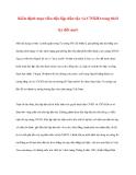 Tư tưởng Hồ Chí Minh: Kiên định mục tiêu độc lập dân tộc và CNXH trong thời kỳ đổi mới