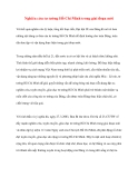 Tư tưởng Hồ Chí Minh: Nghiên cứu tư tưởng Hồ Chí Minh trong giai đoạn mới