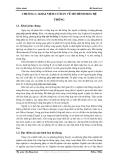 Giáo trình mô hình hóa - Chương 1