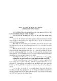 BÀI GIẢNG QUẢN LÝ SẢN XUẤT NÔNG NGHIỆP - BÀI 3