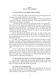 BÀI GIẢNG QUẢN LÝ SẢN XUẤT NÔNG NGHIỆP - BÀI 5