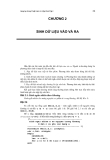 Sáng tạo trong thuật toán và lập trình với ngôn ngữ Pascal và C# Tập 1 - Chương 2