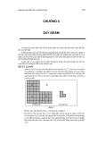 Sáng tạo trong thuật toán và lập trình với ngôn ngữ Pascal và C# Tập 1 - Chương 8