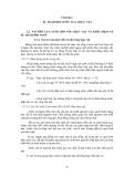 BÀI GIẢNG SINH LÝ THỰC VẬT - CHƯƠNG 2