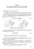 Tính toán tiết diện cột bê tông cốt thép - Chương 5