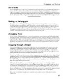 BeginningMac OS X Tiger Dashboard Widget Development 2006 phần 4