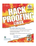 hack proofing linux a  Guide to Open Source Security phần 1