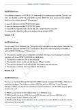 Oracle Database 10g Administration ii Practice TestVersion phần 4