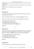 Oracle Database 10g Administration ii Practice TestVersion phần 5