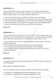 Oracle Database 10g Administration ii Practice TestVersion phần 6