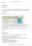 Oracle Database 10g Administration ii Practice TestVersion phần 7
