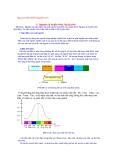 Phần 1. Nguyên lý truyền hình và nguyên lý phát