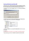 Cách tìm kiếm driver qua Device ID