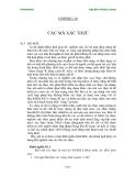 Lý thuyết mật mã - Chương 10
