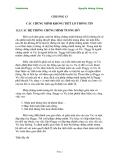 Lý thuyết mật mã - Chương 13