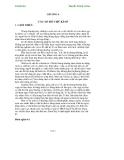Lý thuyết mật mã - Chapter  6