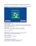 Cách hướng dẫn tạo đĩa Multi-boot (Setup Windows 7, Setup Windows XP & Hiren's Boot)