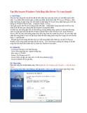 Tạo Đĩa Source Windows Tích Hợp Sẵn Driver Và Auto Install
