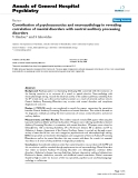 """Báo cáo y học: """"Contribution of psychoacoustics and neuroaudiology in revealing correlation of mental disorders with central auditory processing disorders"""""""