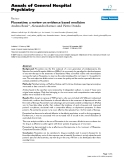 """Báo cáo y học: """"Fluoxetine: a review on evidence based medicine"""""""