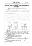 Cơ học kết cấu chương 4