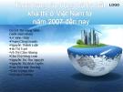 THUYẾT TRÌNH BỘ BA BẤT KHẢ THI Ở VIỆT NAM TỪ NĂM 2007 ĐẾN NAY