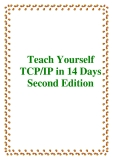 Teach Yourself TCP/IP in 14 Days Second Edition