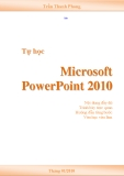 Tự học Microsoft PowerPoint 2010 Phan 1