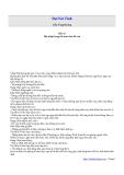 Truyện kiếm hiệp - Đại Sát Tinh (Liễu Tàng Dương) phần 2/2