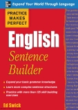 Practice Makes Perfect - English Sentence Builder