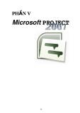 Giáo trình Microsoft Project 2007