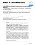 "Báo cáo y học: ""Convulsive liability of bupropion hydrochloride metabolites in Swiss albino mice"""