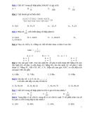 Bài tập toán học lớp 4