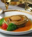 Các món ăn từ bào ngư