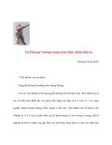 Lịch Sử Việt Nam: An Dương Vương