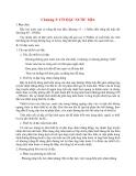 Tài liệu Công nghệ chế biến đường và sản phẩm đường: Chương 3: CÔ ĐẶC NƯỚC MÍA