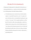 Tài liệu Tư tưởng Hồ Chí Minh: Hiến pháp 1946 với tư tưởng pháp quyền