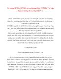 Tài liệu Tư tưởng Hồ Chí Minh: Tư tưởng HCM về CNXH và con đường đi lên CNXH ở VN
