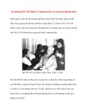 Tài liệu Tư tưởng Hồ Chí Minh: Tư tưởng Hồ Chí Minh về thanh niên và công tác thanh niên
